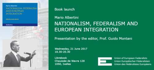 Business Ethics Essays On Wednesday  June The Union Of European Federalists Is Glad To Present  The Book Nationalism Federalism And European Integration Edited By Guido   Essay For High School Application Examples also Sample Of Research Essay Paper Union Of European Federalists Uef Book Launch  Nationalism  Research Essay Proposal Sample